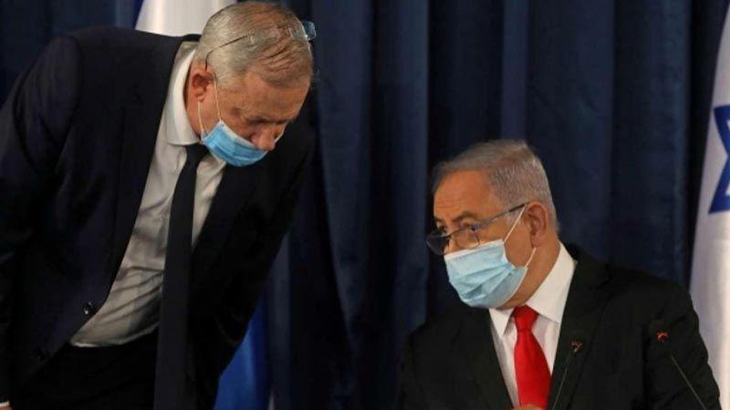 في آخر محاولة لإفشال تنصيب الحكومة.. نتنياهو يقدّم عرضًا لغانتس