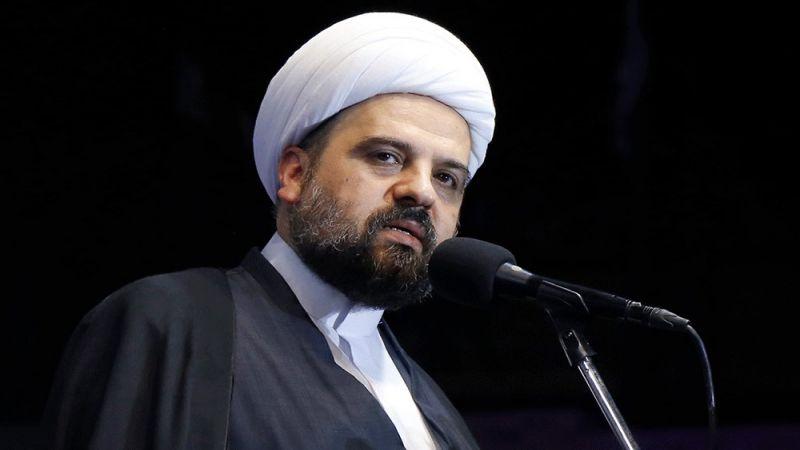 المفتي قبلان: حلف دولي إقليمي يضع لبنان بخانة الإعدام
