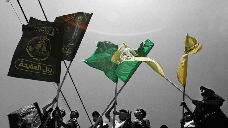 """""""الجهاد"""" و""""حماس"""" تستعدان لمواجهة """"مسيرة الأعلام"""""""