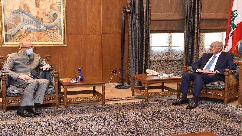 الرئيس بري: خرابٌ كبير لا تحمد عقباه في حال التردي
