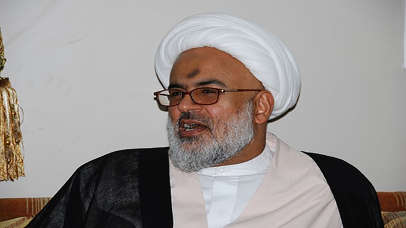 """البحرين: """"الوفاق"""" تُلبي نداء الشيخ المقداد وتُطالب بالإفراج الفوري عنه"""