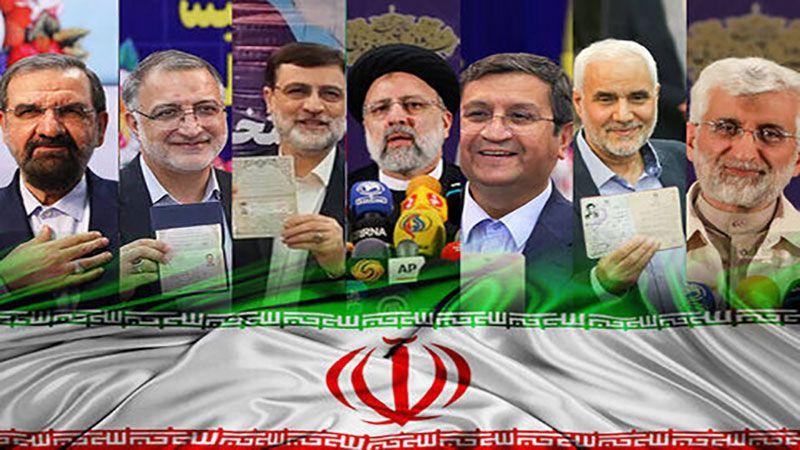 الساحة الانتخابية في ايران.. الانتخابات الرئاسية الثالثة عشرة