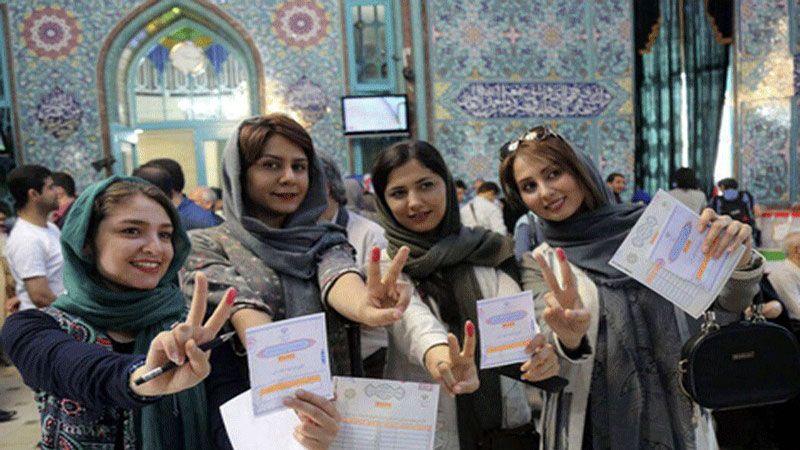 ثورة اسلامية قوامها نهضة النساء والشباب