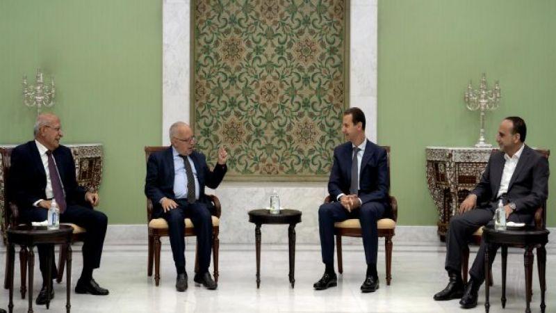 الأسد: الشعب العربي ما زال متمسكًا بعقيدته وبهويّته