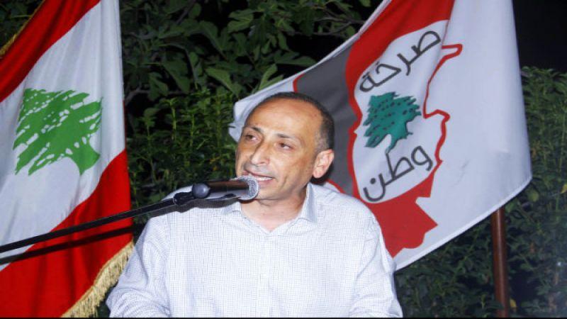 ذبيان: فشل الثورة أنها تحولت من أداة لخدمة المطالب الحياتية الى مطالب بنزع سلاح المقاومة