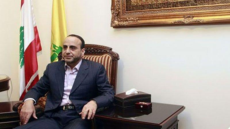 """مسؤول العلاقات العربية والدولية في حزب الله لـ""""العهد"""": سوريا المنتصرة قوّة للعرب"""