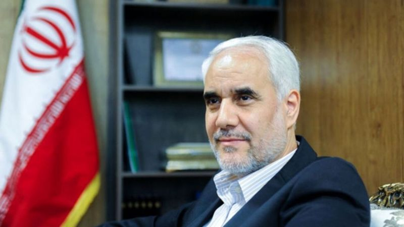مهر علي زاده خارج السباق الرئاسي الإيراني