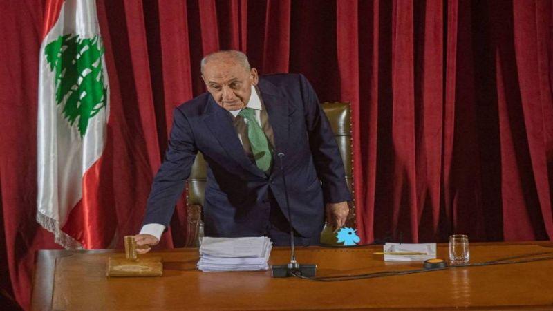 رئاسة مجلس النواب: مبادرتي مستمرّة