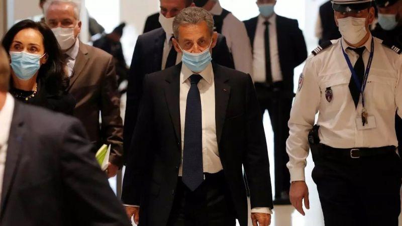 الادّعاء الفرنسي يطالب بسجن ساركوزي 6 أشهر نافذة