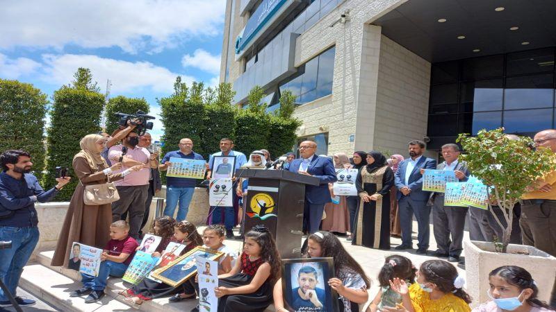 """فلسطين: إطلاق حملة """"الحرية حق"""" للمطالبة بالإفراج عن الأسرى المعاد اعتقالهم"""