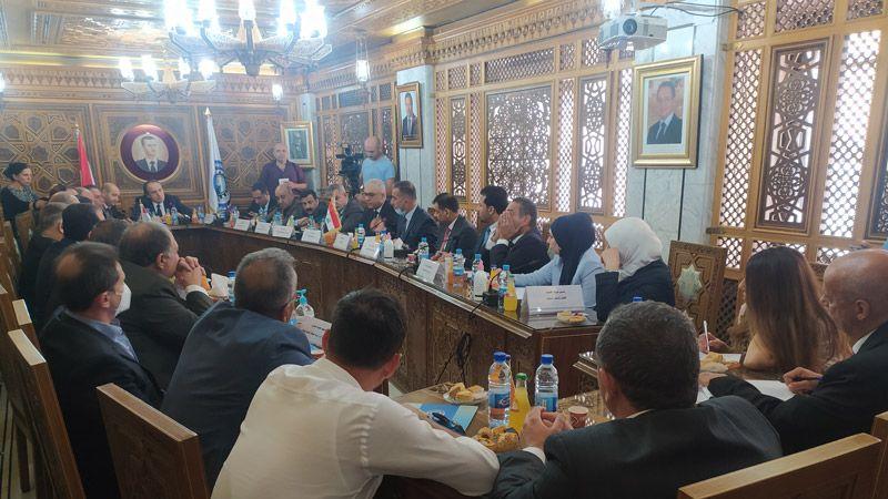 العراق وسوريا.. نحو شراكات في مجال الصناعة
