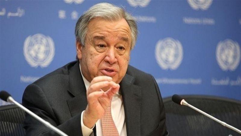 غوتيريش أميناً عاماً للأمم المتحدة لولاية ثانية
