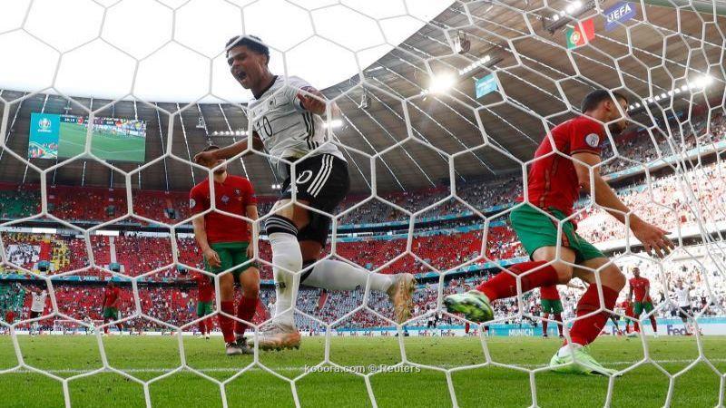 ألمانيا تستعيد عافيتها وتدك مرمى البرتغال بأربعة أهداف لهدفين