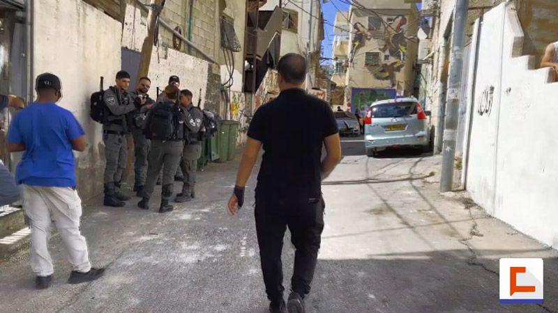 الاحتلال يهدد بمصادرة بيت فلسطيني في حي بطن الهوى