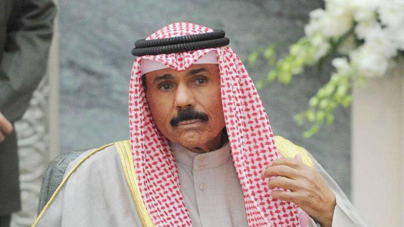 أمير الكويت محذرًا المعارضة: لن نسمح بالخروج على نظام الدولة