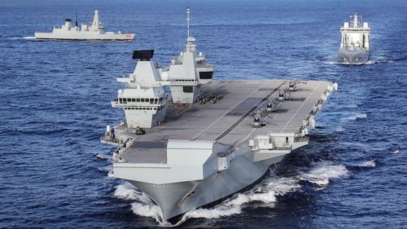 """بريطانيا ما بعد الـ """"بريكست"""".. إبراز القوة العسكرية"""