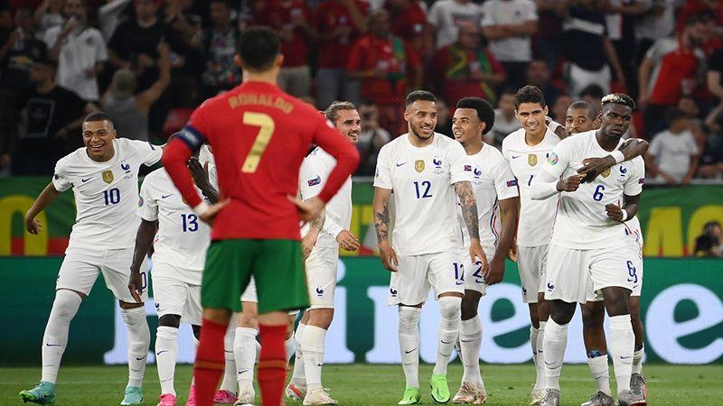 البرتغال وألمانيا ترافقان فرنسا إلى ثُمن نهائي اليورو وإسبانيا تلتحق بالسويد