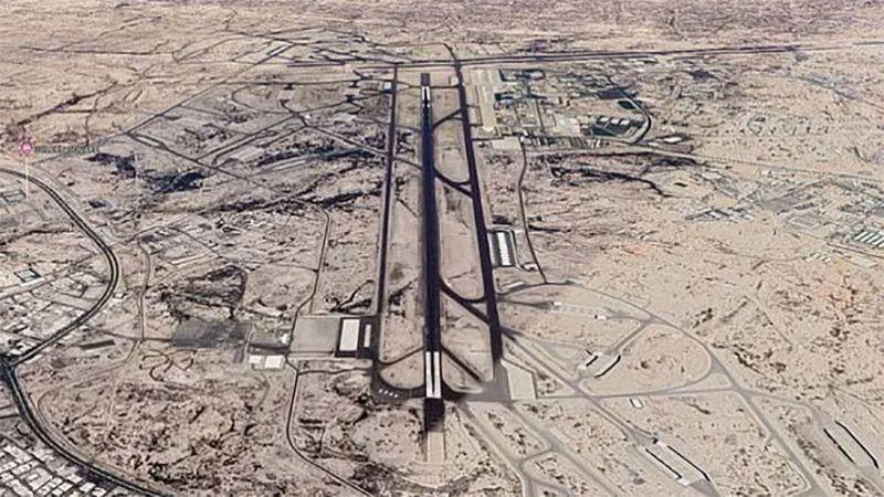 قاعدة خالد الجوية بخميس مشيط تحت الاستهداف مجددًا