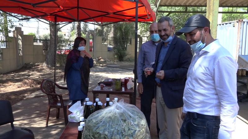 عودة سوق المزارعين إلى الهرمل