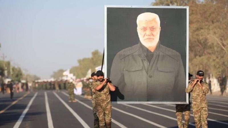 بالصور.. الحشد الشعبي العراقي يحتفل بعيده السنوي السابع