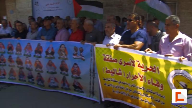 حملة للإفراج عن محرري صفقة شاليط في سجون العدو