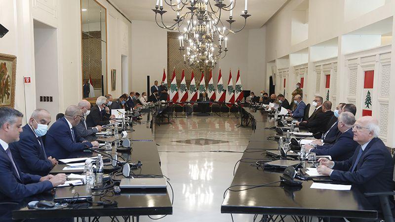 المجلس الأعلى للدفاع: لعدم السماح للمخلّين زعزعة الوضع الأمني