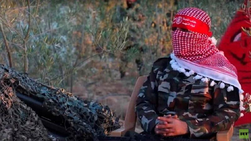 المقاومة الفلسطينية عوّضت الصواريخ التي أطلقتها على الأراضي المحتلة