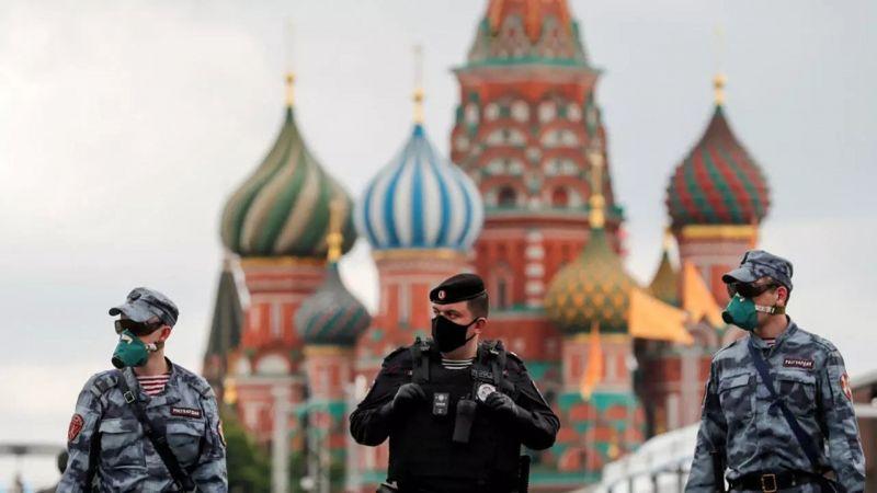 التهديدات الإرهابية تتزايد في روسيا.. والأمن الروسي يعلن احباط سلسلة عمليات