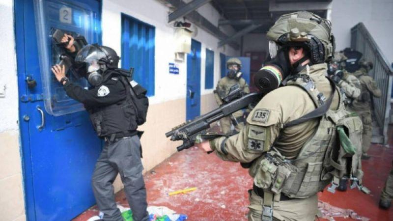 """الأسرى الفلسطينيون في """"عوفر"""" يواجهون عمليات قمع ممنهجة ومتكررة"""