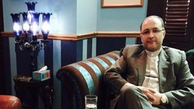 """السفير الايراني في سوريا لـ""""العهد"""": سياستنا اتجاه المقاومة ثابتة"""
