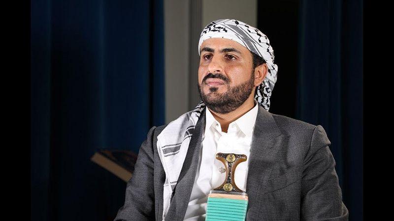 عبد السلام: خطاب أمريكا المُخادعة يسير وفق مصالحها
