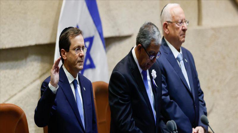 """يتسحاق هرتسوغ: """"اسرائيل"""" تتعثّر"""