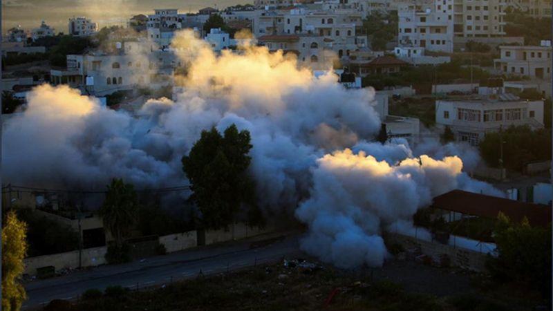 """""""الجهاد"""" و""""حماس"""" تشجبان تفجير منزل الأسير منتصر شلبي"""