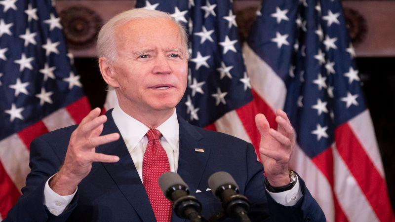 بايدن: لن نرسل جيلًا آخر من الأمريكيين إلى الحرب في أفغانستان