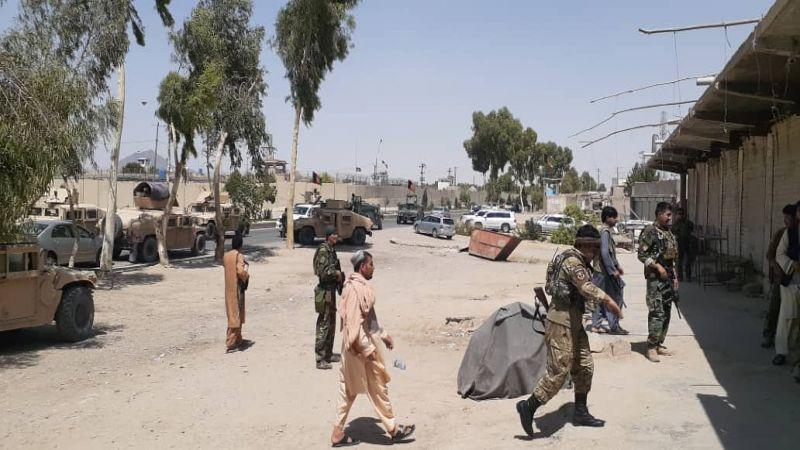 """أفغانستان: """"طالبان"""" تُسيطر على 85% من الأراضي وتؤكد عدم المساس بأمن الجوار"""