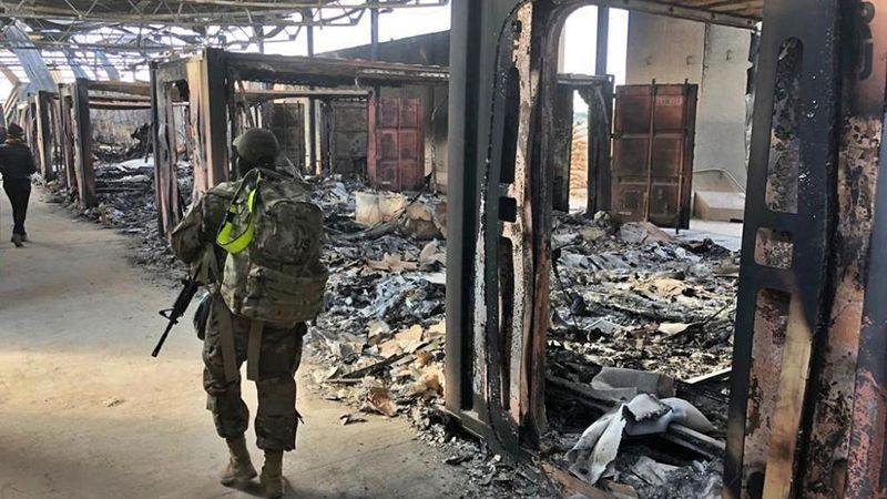 """""""بوليتيكو"""": بايدن تحت الضغط بسبب الضربات على قواعده في العراق"""