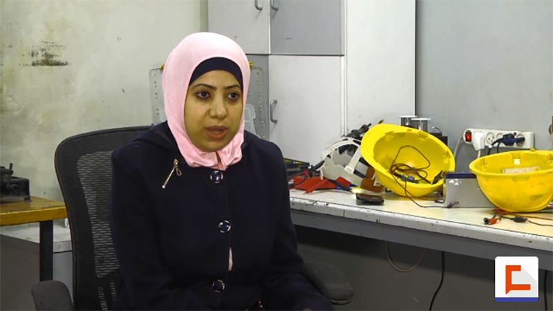 في غزة.. قبة ذكية للجرحى والعمال والمرضى