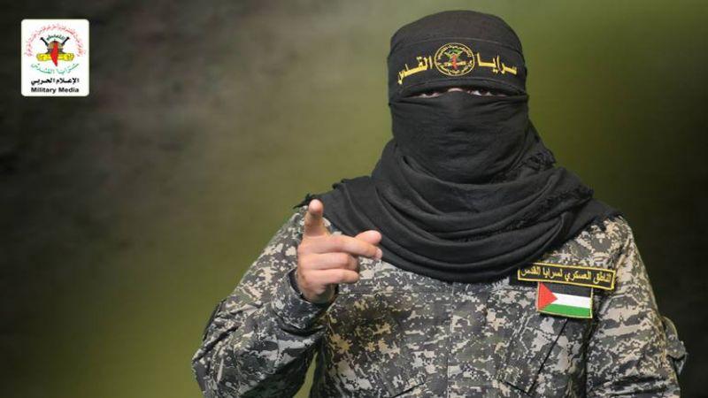 الناطق العسكري باسم سرايا القدس: هناك صواريخ من إنتاجنا لم يعلن عنها