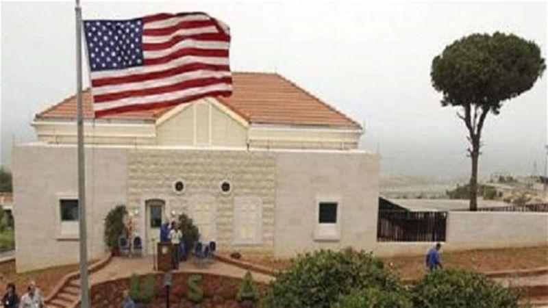 استراتيجية السفارة الأميركية في وطن الشعوب اللبنانية
