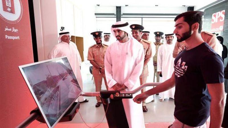 """شرطة دبي تختار مسيرات """"إسرائيلية"""" لحماية أمنها"""