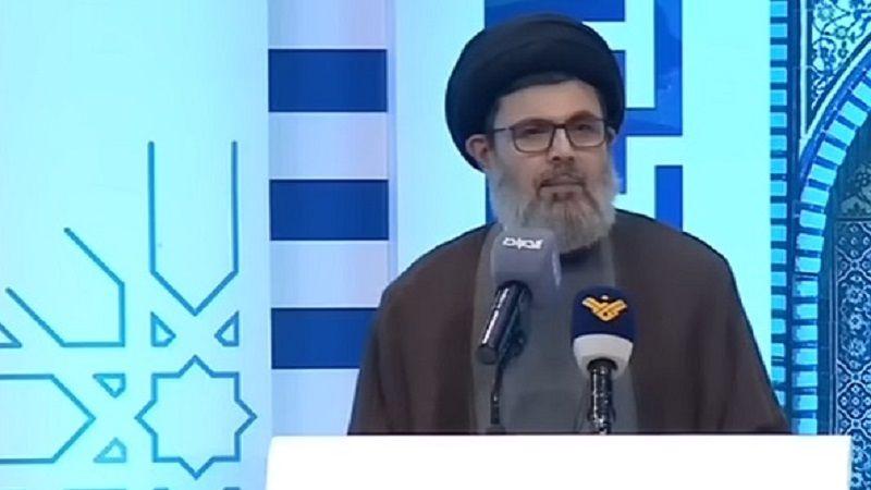 السيد صفي الدين: من يخرّب لبنان اليوم هو الولايات المتحدة الاميركية