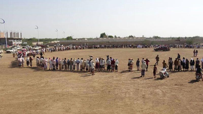 اليمن: قبائل الساحل الغربي في الحديدة تُعلن النفير العام ضدّ قوى العدوان