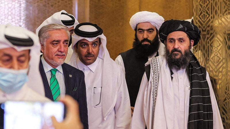 المفاوضات الأفغانية: تشديد على أهمية الحل السياسي