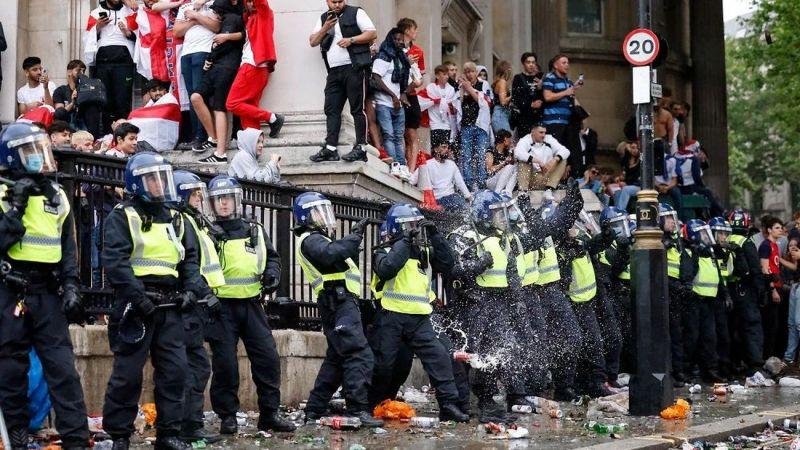 الاتحاد الإنكليزي يفتح تحقيقًا مستقلًا في أحداث نهائي يورو 2020