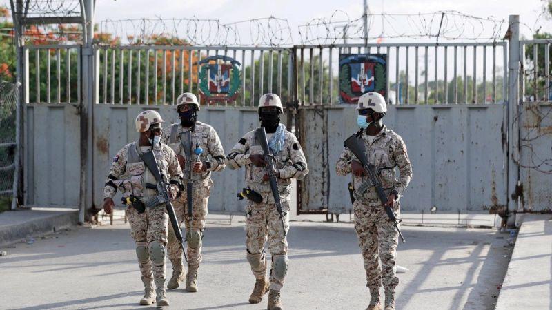الجيش الأمريكي درّب المتهمين في اغتيال رئيس هاييتي