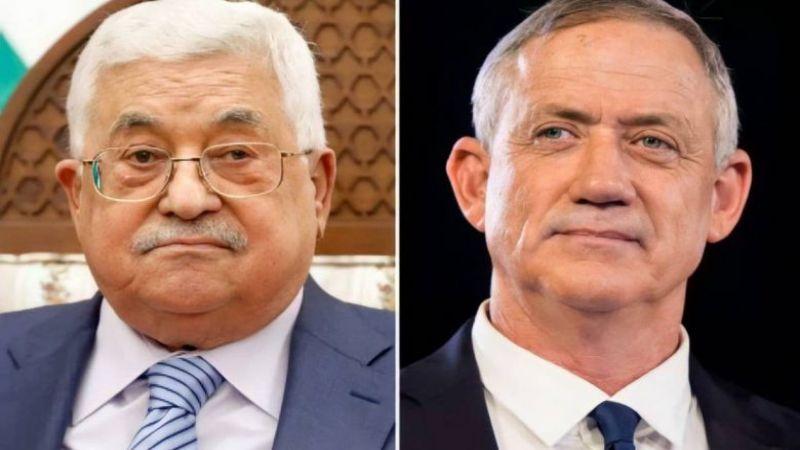 وزير الحرب الاسرائيلي ومحمود عباس يناقشان تعزيز الأمن!