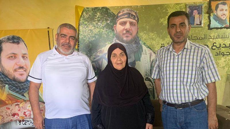 حزب الله يهنّئ فعاليات صيدا بالعيد
