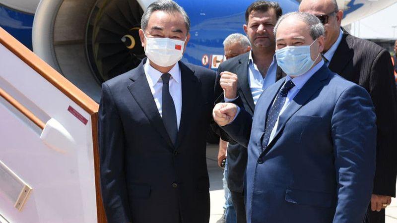 الاستثمارات الصينية في سوريا الى الأمام.. والأسد يحدد المسار