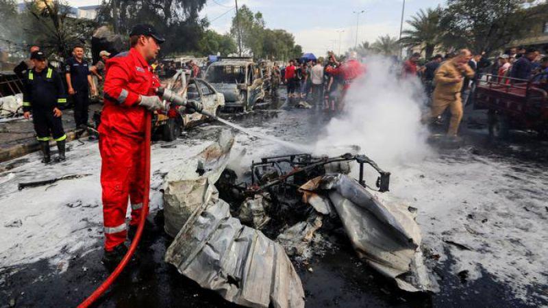 تفجيرات الفتنة في العراق تتجدد.. ماذا يريد الأميركيون؟