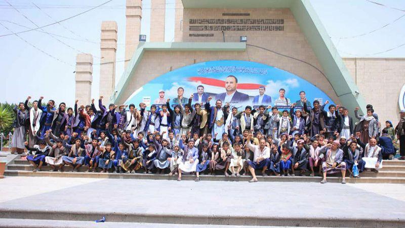 المدارس الصيفية اليمنية كابوس العدوان: جيلٌ ذو بصيرة